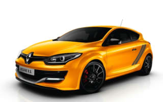 Megane RS 275 Trophy unveiled