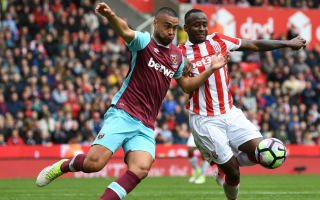 Hughes preaches patience with Berahino, Bilic forgives Calleri rabona