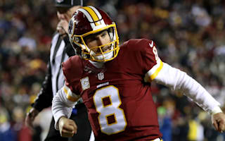 Redskins franchise tag Cousins for second straight year