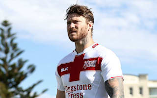 McQueen and McMeeken set for England bows against Samoa