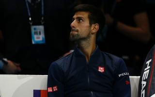 Djokovic relishing end-of-year break after O2 defeat