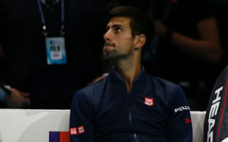 Djokovic relishing end-of-year break after O2 defeat