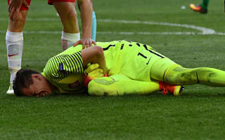 Szczesny out as Nawalka draws on experience for Germany clash