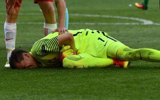 Szczesny out as Nawalka draws on experience for Germany clash
