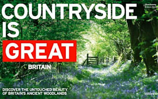 Oops! VisitBritain makes spelling mistake in £25 million campaign
