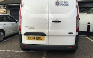Police chief apologises for officer's poor parking skills on Twitter