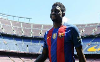Barcelona move reduced me to tears - Umtiti