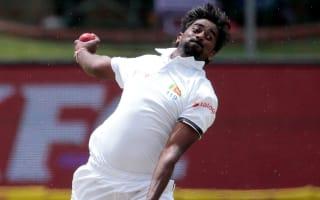 Pradeep makes Amla Test cricket's 10,000th lbw victim