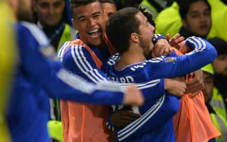 Wounding Tottenham my best memory, says Hazard