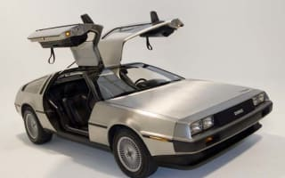 Motorist in classic Back to the Future DeLorean caught speeding