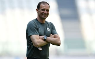 Allegri not worried by Juve final record