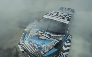 Ken Block releases first preview of Gymkhana Nine