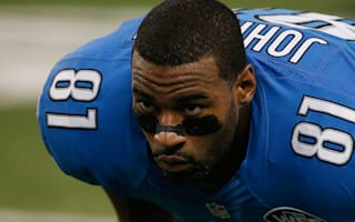 Lions WR Johnson retires at 30