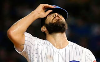 Arrieta again fails to get out of fifth inning in Cubs loss