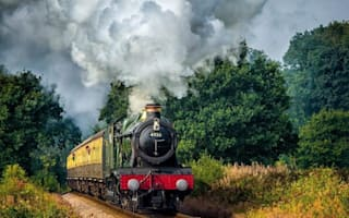 All aboard! Seven houses perfect for rail fans