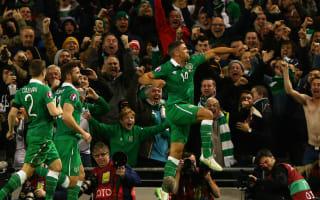 Ireland hero Walters hails O'Neill and Keane impact