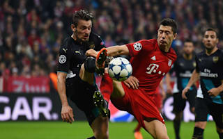 Champions League last-16 draw: Arsenal get Bayern, Barca to face PSG