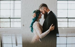 Bride paralysed since age 17 dances at her own wedding