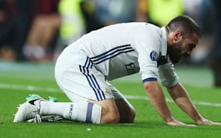 Carvajal hamstring blow for Madrid