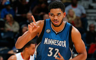 Towns unanimously voted as Rookie of the Year