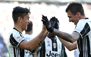Allegri admits new Juventus formation was a 'mad idea'