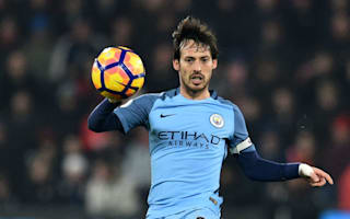 Silva service gives control to Guardiola's Manchester City