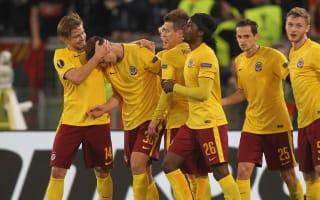 Lazio 0 Sparta Prague 3 (1-4 agg): First-half flurry sends Czech side into last eight