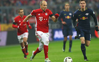 Bayern 'very optimistic' over Robben stay
