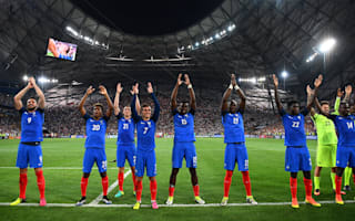 Evra rallies France for final