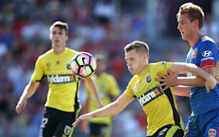 Newcastle Jets 1 Central Coast Mariners 1: Honours even in F3 Derby