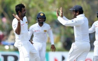 Sublime Perera and hat-trick hero Herath put Sri Lanka on the brink