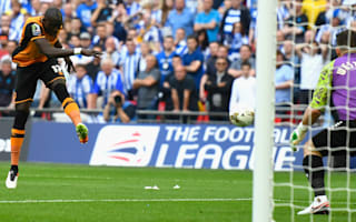 Hull City 1 Sheffield Wednesday 0: Diame fires Tigers back to the big time