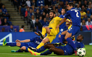 Resilient Leicester display pleases Morgan