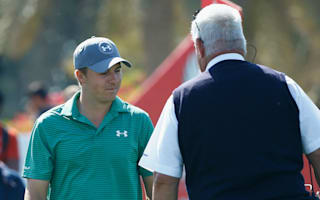 Spieth perplexed by slow-play warning