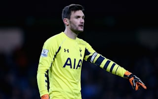 Shoulder injury leaves Lloris sidelined