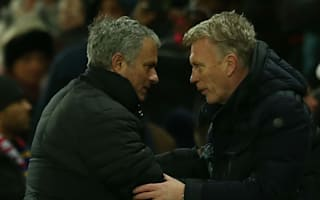 Moyes puts difference between him and Mourinho at United down to 'small margins'