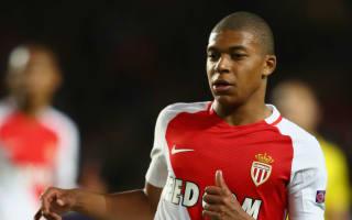 Monaco 2 Saint-Etienne 0: Mbappe and Germain fire Jardim's men to Ligue 1 title