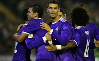 Real Betis 1 Real Madrid 6: Zidane's men end winless run in style