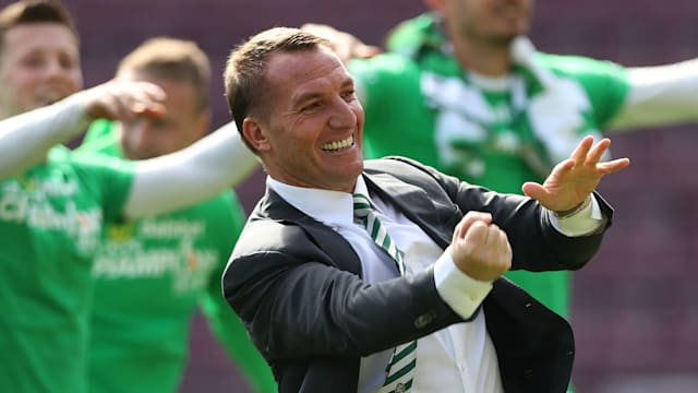 Celtic manager Brendan Rodgers signs new four-year contract