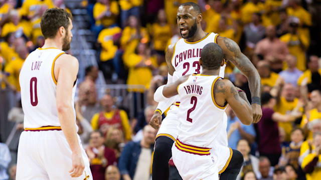 LeBron James to pay teammate's $6K fine for Game 1 ejection