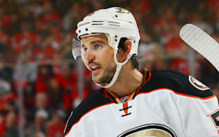 Ducks' Vermette ejected after hitting official with stick
