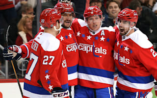Capitals claim top spot in East, Stars clinch play-off berth