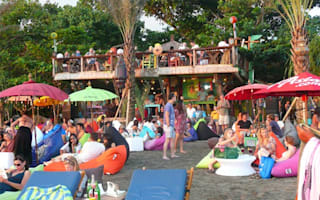Cheers! Ten of the best: Beach bars around the world