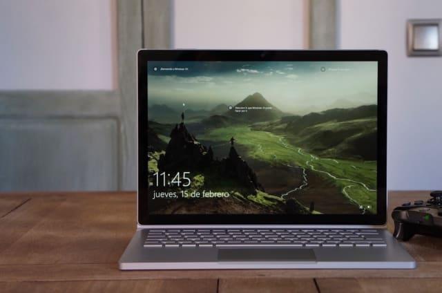 Ya puedes comprar en España el Surface Book 2