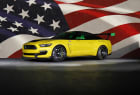 Ford builds classic war plane-inspired Mustang