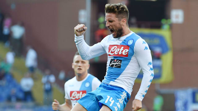 Dries Mertens Reveals Chelsea Links But Not Planning On Quitting Napoli