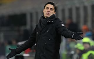 Montella will play best AC Milan team in Coppa Italia