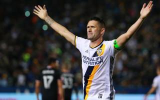 Keane confirms Galaxy exit