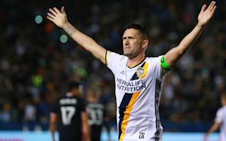 Keane confirms Galaxy exit