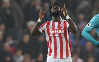 Stoke boss Hughes never doubted Bony